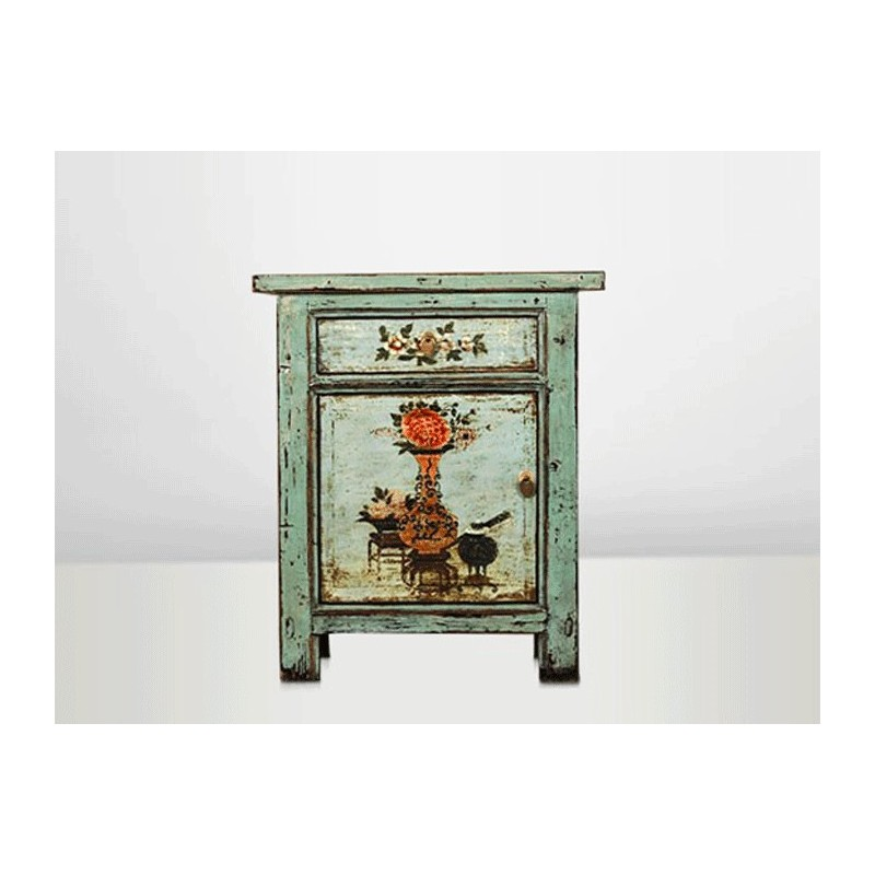 Buffet Chinois Ancien Chevet Vintage Buffet Chinois