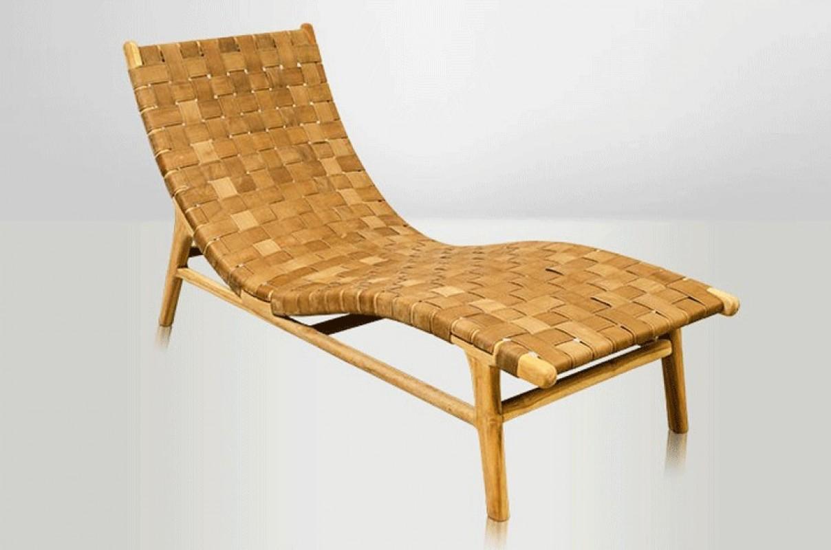 chaise longue contemporaine chaise longue en cuir chaise. Black Bedroom Furniture Sets. Home Design Ideas