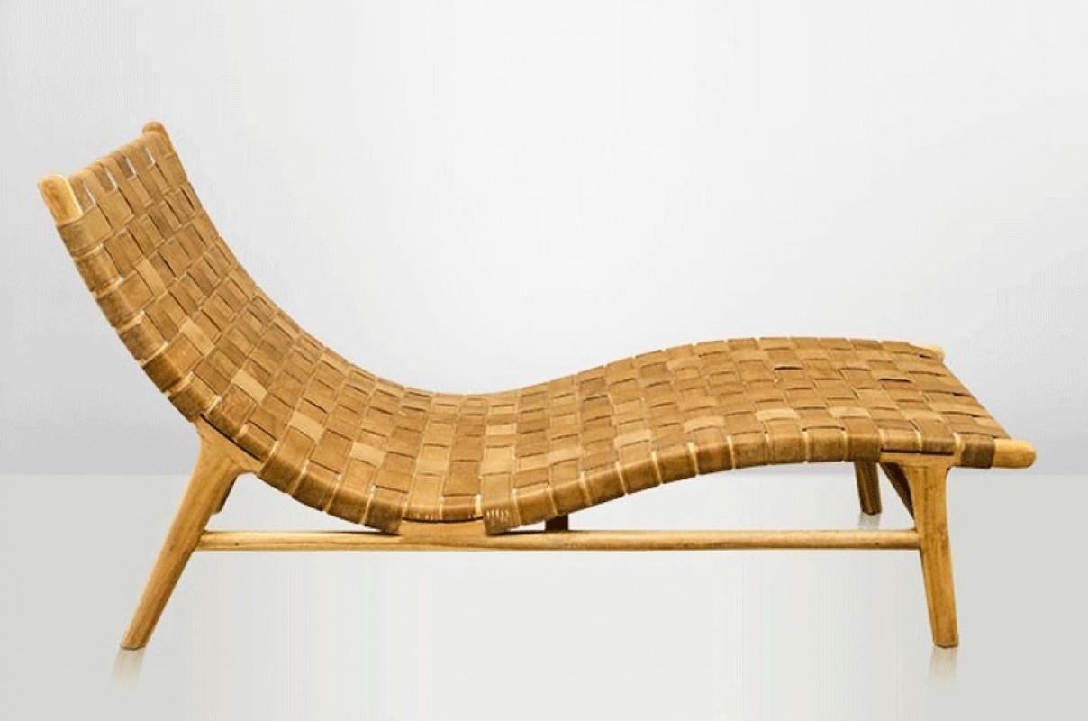 chaise longue contemporaine chaise longue en cuir chaise longue cuir chaise longue design. Black Bedroom Furniture Sets. Home Design Ideas