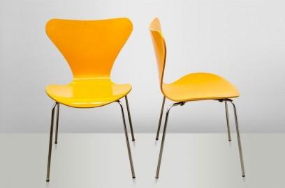 Chaises Arne Jacobsen