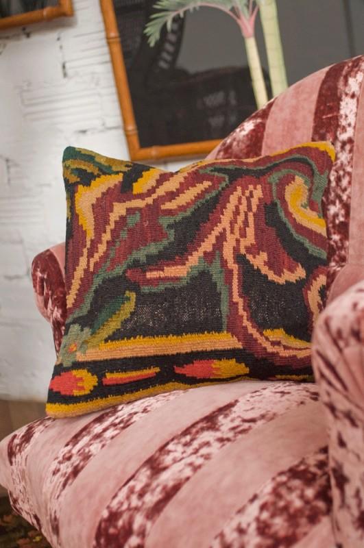 housse de coussin kilim 6 arteslonga. Black Bedroom Furniture Sets. Home Design Ideas