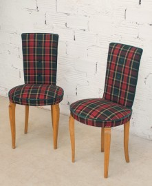 30s Vintage Chairs - Set of 2