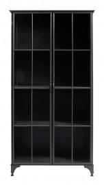 Etagère Ernst noire - H 184cm