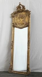 Miroir Muse - gauche