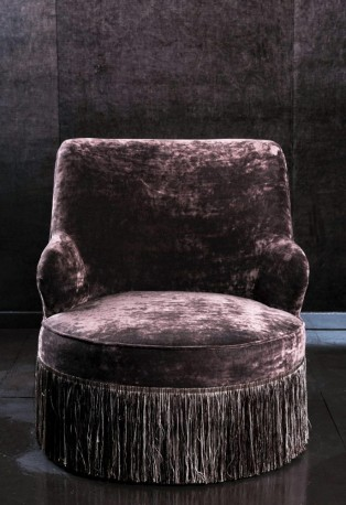 """Fauteuil chauffeuse """"Othello"""""""