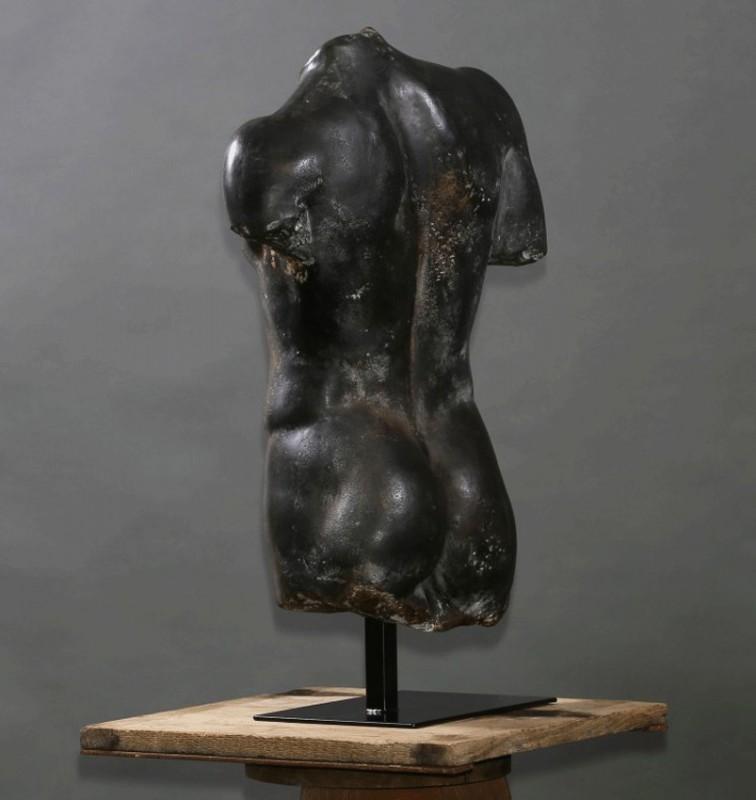 statue buste grec hermes torse. Black Bedroom Furniture Sets. Home Design Ideas