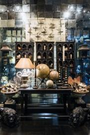 Miroirs de bistrot style 1900, vendus au m²