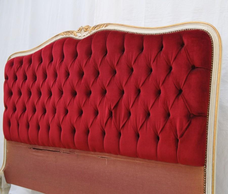 lit et tete de lit capitonn vente unique meubles ancien et vintage id es d co maison. Black Bedroom Furniture Sets. Home Design Ideas