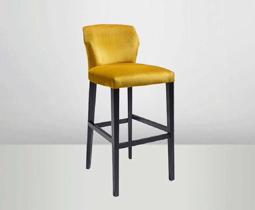 Chaise de bar frida coloris sur demande arteslonga - Chaise de bar but ...