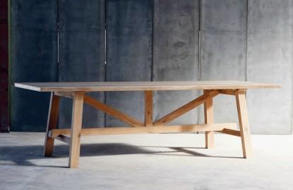 Oak Dining Table Atelier - 300 cm