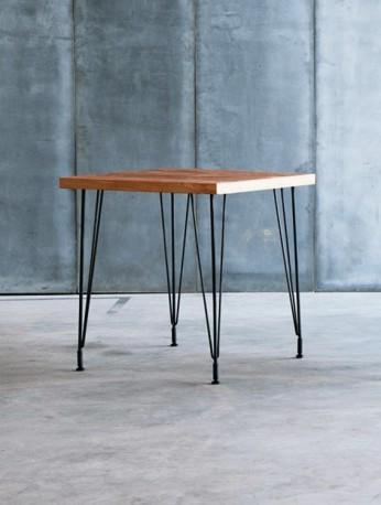 Table en Teck Tango Carrée