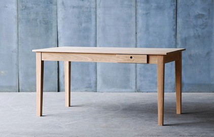 Gioia Oak Dining Table - Solid Oak - 160 cm