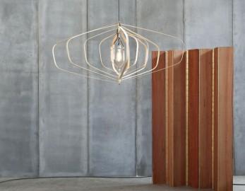 Vibrato Hanging Lamp