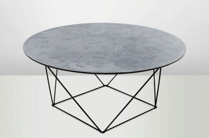 Table basse Pythagore - Ronde