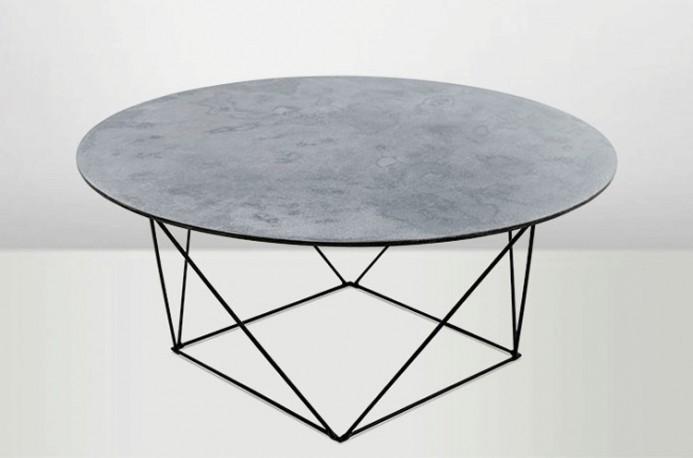 Table basse Pythagore  Ronde  ARTESLONGA -> Table Basse Ronde Led