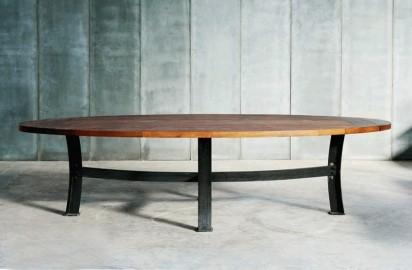 Table Ovalie - 240 cm