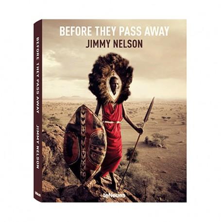 "Livre ""Before They Pass Away"" de Jimmy Nelson"