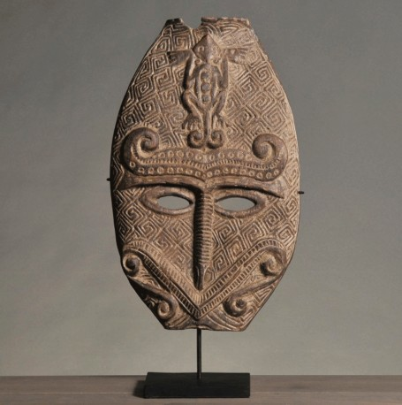 Masque Timor - Indonésie