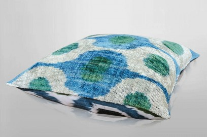 Coussin Velours 1