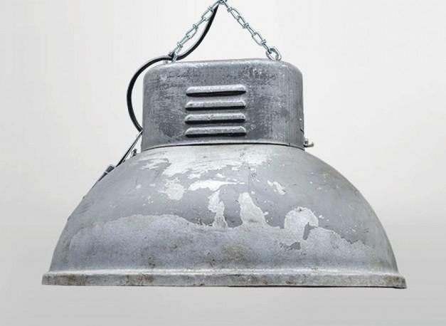 Suspension Industrielle Vintage