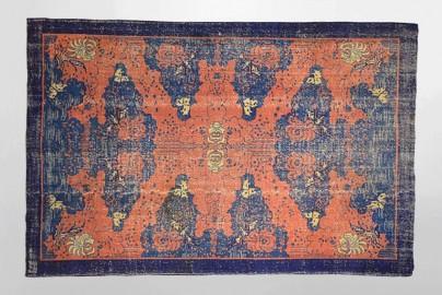 Grand Tapis Vintage Anatolie - 330 cm