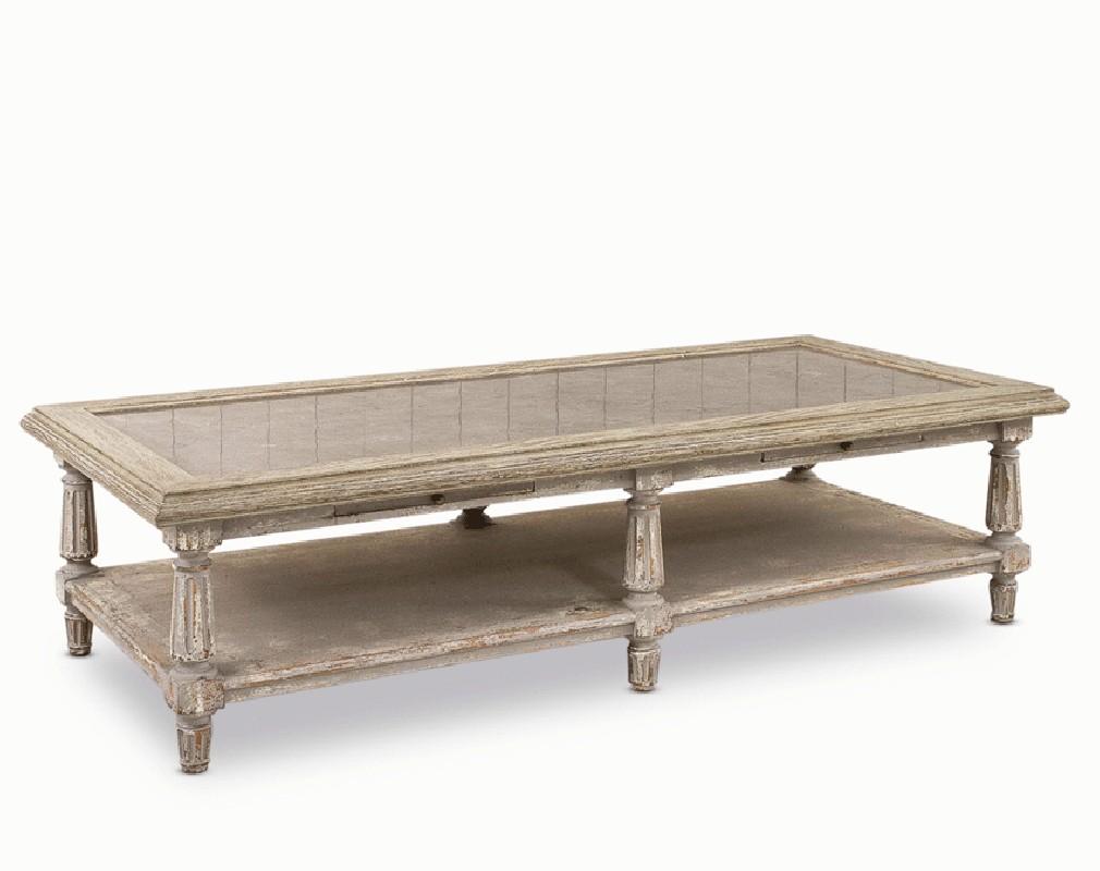 belle table basse en bois et pierre bleue d 39 une grande l gance pour votre salon. Black Bedroom Furniture Sets. Home Design Ideas