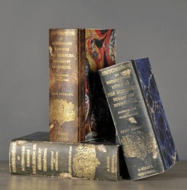 Coffrets Livres Anciens - Set de 3