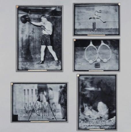 Ambrotypes Sportifs - Set de 5