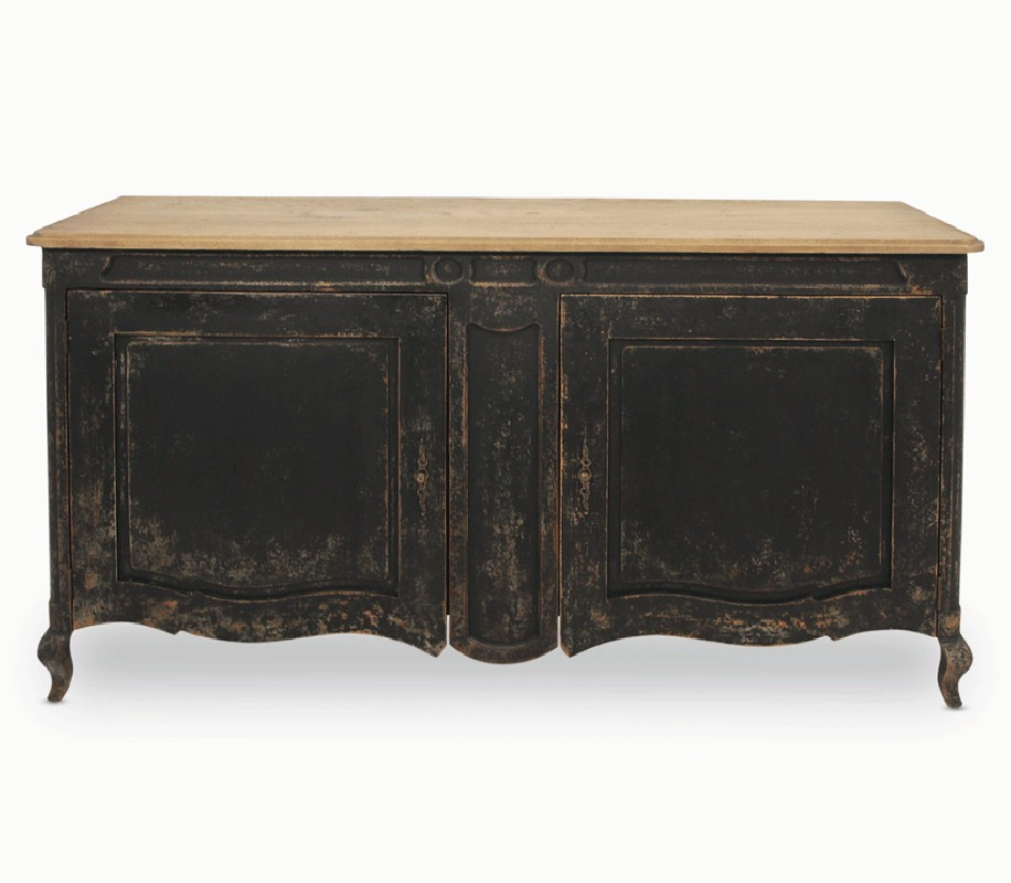 le buffet angelica est un superbe buffet r alis en ch ne. Black Bedroom Furniture Sets. Home Design Ideas