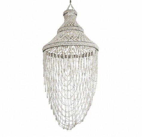 Grand Lustre Coquillages
