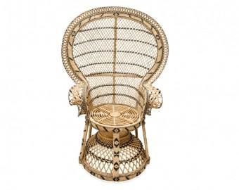 Emmanuelle Chair - Rattan