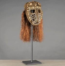 Irian Jaya Mask - I - Papua