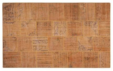 Vintage Patchwork Rug - Rosewood