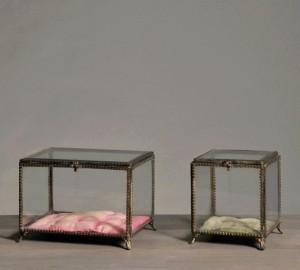 Boîtes à Bijoux Style NIII - Set de 2
