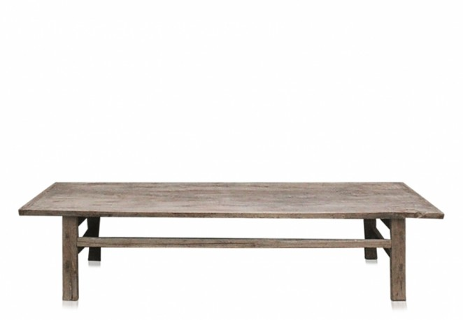 Table Basse Vintage - 205 cm