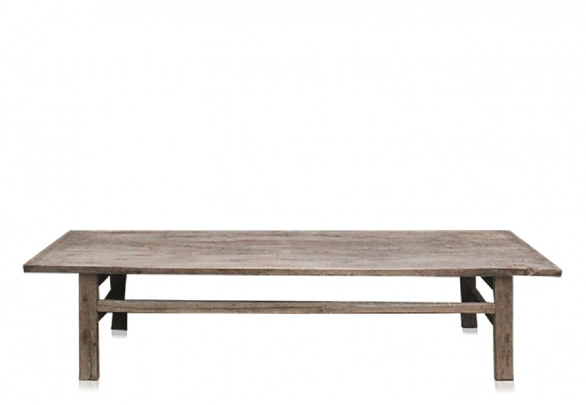 Table Basse Orme Massif D Coration De Maison Contemporaine