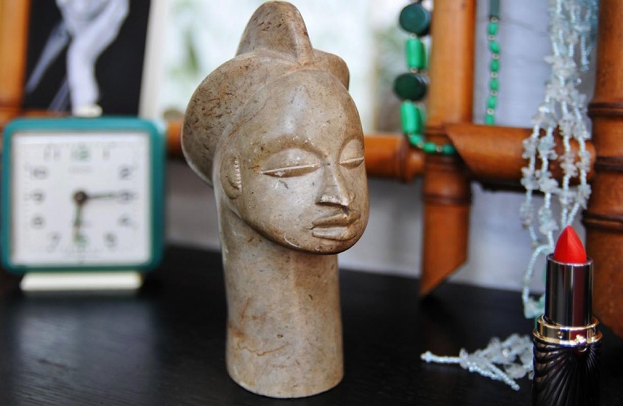 les éléments - Page 36 Statuette-africaine-artisanale-