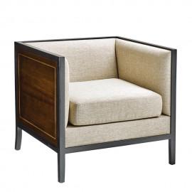 The Chrysler Lounge Chair - Art Nouveau Style