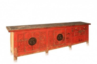 """Buffet Chinois ancien """"Fable"""""""