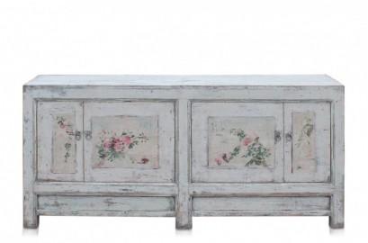 Antique Pastel Sideboard