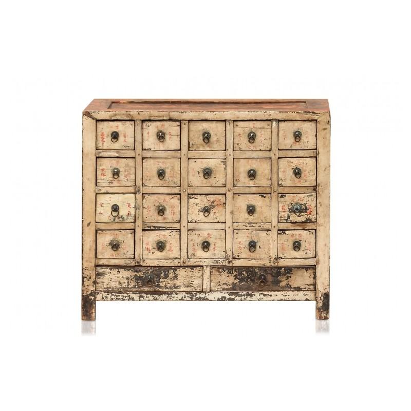 magnifique ancien meuble d 39 apothicaire chine populaire multiples tiroirs. Black Bedroom Furniture Sets. Home Design Ideas