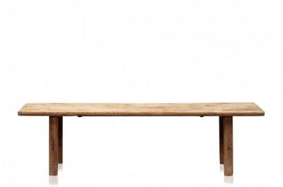 Large Vintage Coffee Table - 204 cm