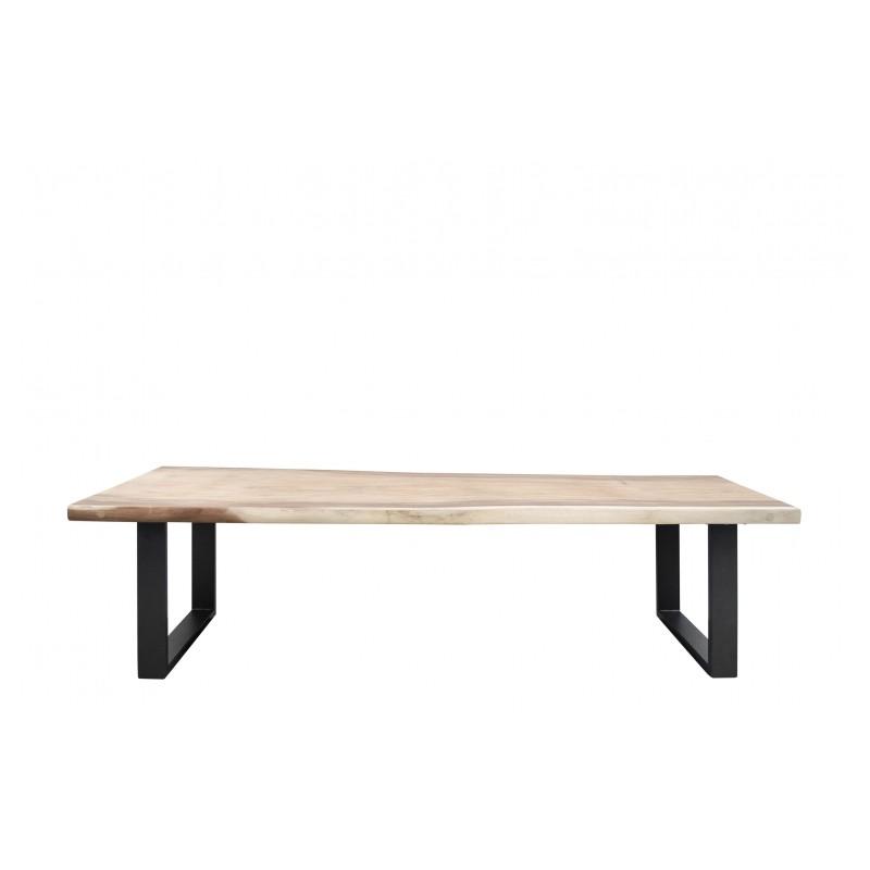 La table manger dolmen superbe table contemporaine en for Table salle a manger hemisphere sud