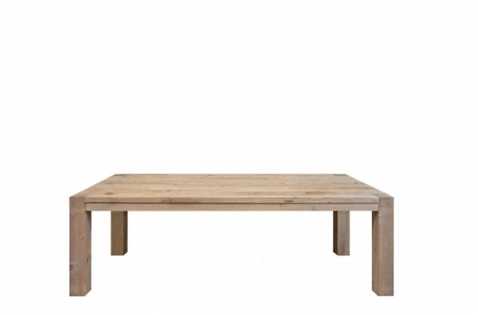 La table en bois brut ravoux une table de repas - Proteger une table en bois brut ...