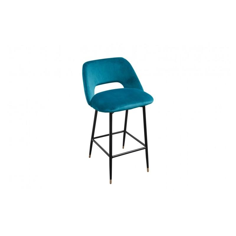 chaise bleu ptrole la couleur bleu ptrole photos gniales qui vous feront craquer pour cette. Black Bedroom Furniture Sets. Home Design Ideas