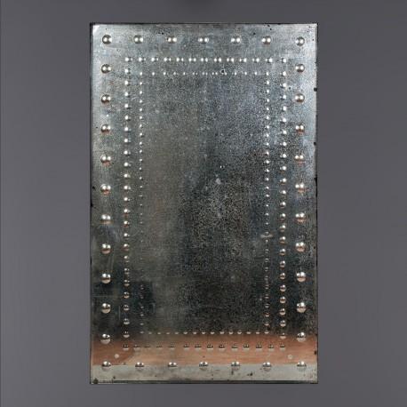 Miroir ancien Mercure - H120 cm