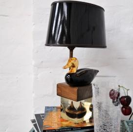 Lampe canard 1970