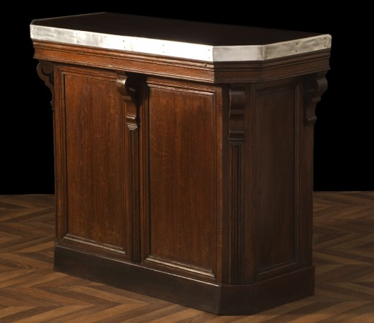 1920's bar counter