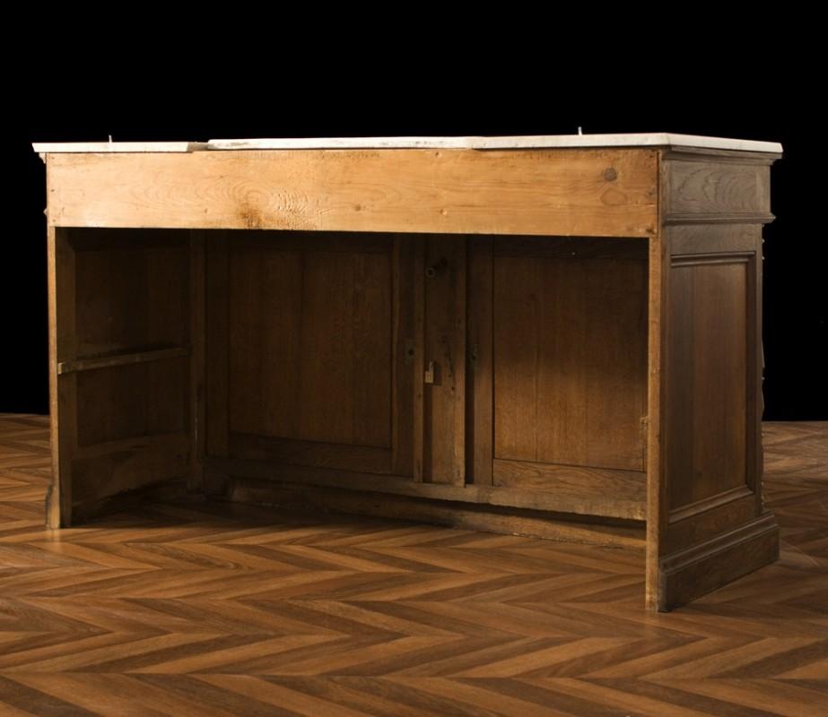 Meuble ancien salle de bains meuble r tro salle de bain for Meuble de coin salle de bain