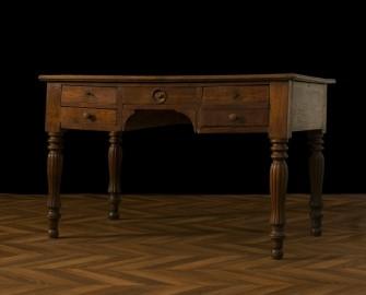 Desk, late 19th